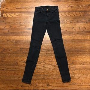 J Brand Stacked Skinny Jean